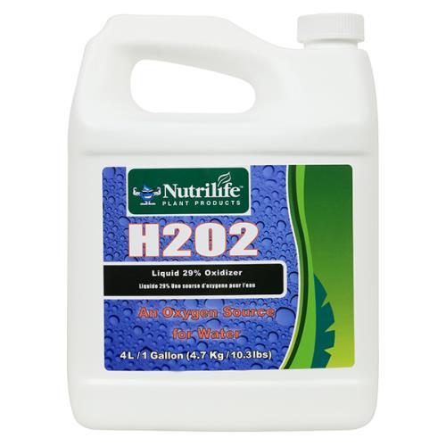 Nutrilife H2O2 29%