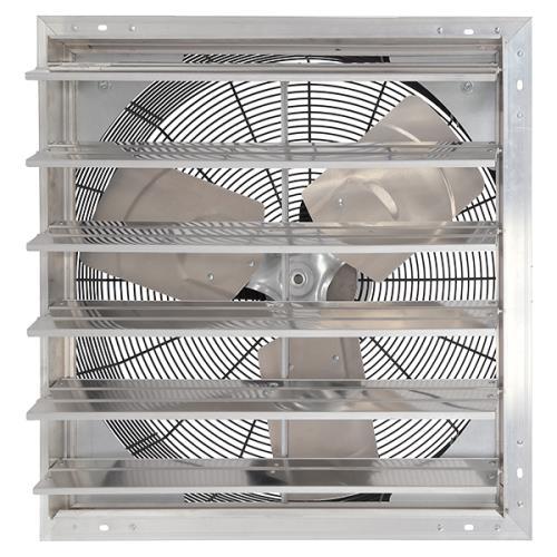 Hurricane® Pro Shutter Exhaust Fans