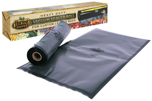 Harvest Keeper® Vacuum Seal Black/Clear Storage Bags & Rolls
