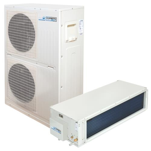 Ideal-Air™ DriFecta® Mega-Split® Systems - Dehumidification, Heating & Cooling