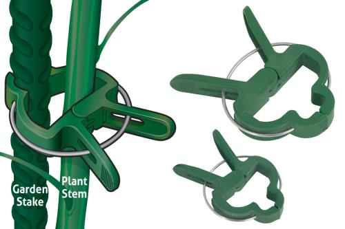 Grower's Edge® Clamp Clip®