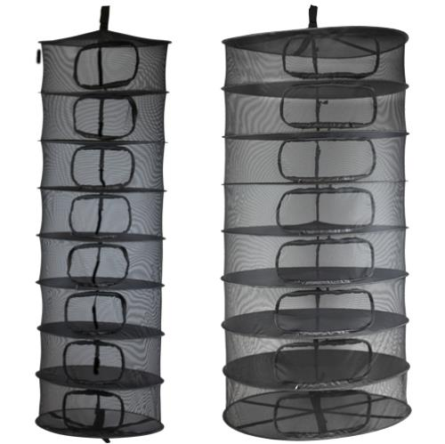 Grower's Edge® Dry Rack Enclosed with Zipper Opening