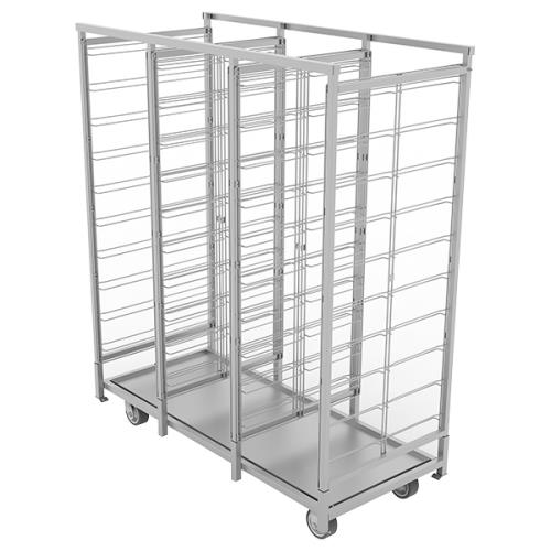 ​VR​​E Systems DryMax™ 30 - ​Mobile Dry ​Rack Cart​​​​