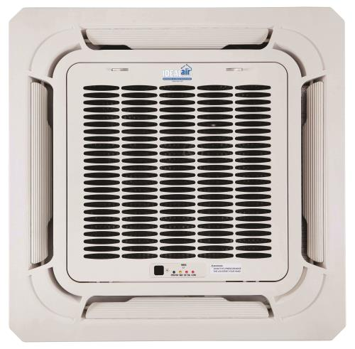 Ideal-Air™ Pro-Dual™ 12,000 BTU Multi-Zone Heating & Cooling Ceiling Mount Cassette