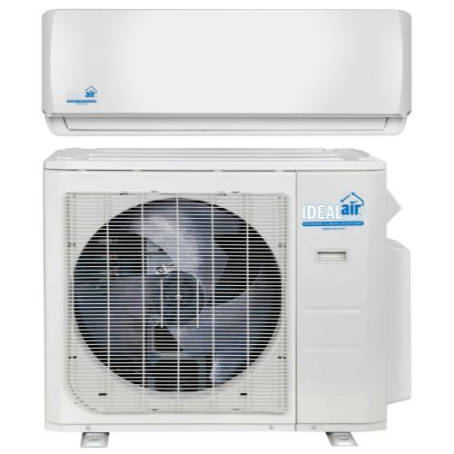 Ideal-Air™ Pro Series Mini Split 36,000 BTU 16 SEER Heating & Cooling