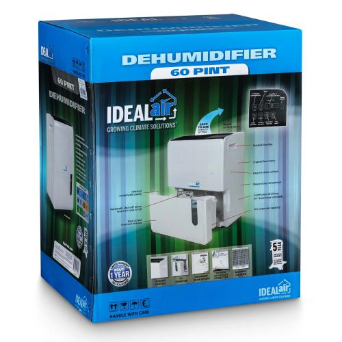 Ideal-Air™ Dehumidifier 60 Pint