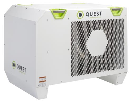 Quest 506 Commercial Dehumidifier 500 Pint