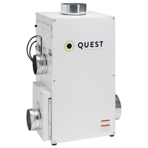 Quest Desiccant Dehumidifier Dry 132D