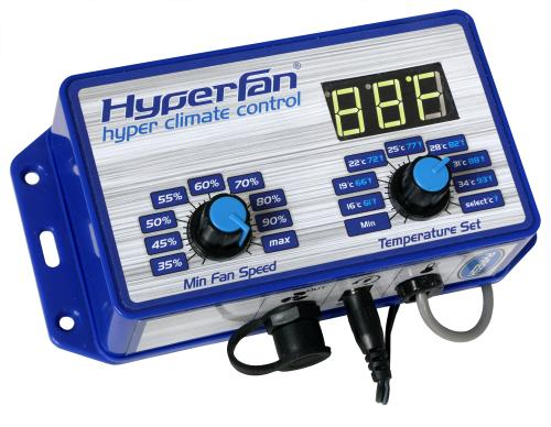 Hyper Fan® Temperature Speed Controller