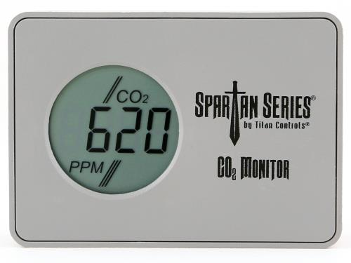 Titan Controls® Spartan Series® CO2 Monitor