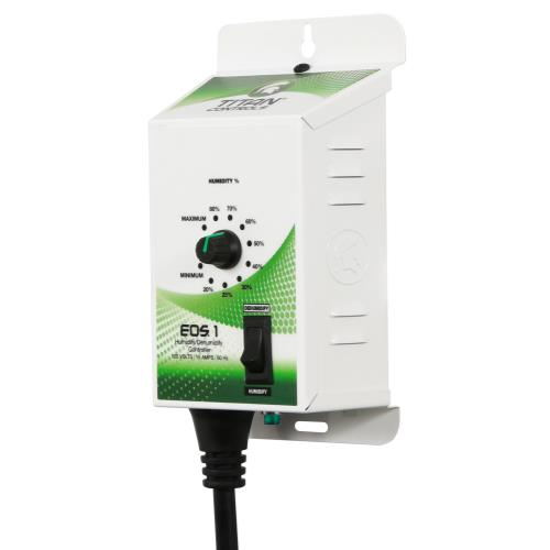 Titan Controls® Eos® 1 - Humidify/Dehumidify Controller