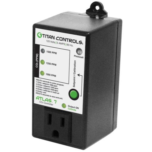 Titan Controls® Atlas® 7 - CO2 Controller