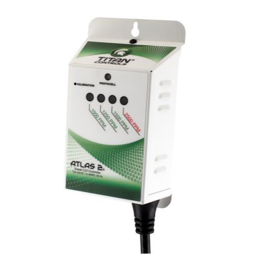 Titan Controls® Atlas® 2 - Preset CO2 Monitor/Controller
