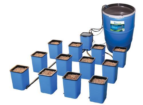 Flo-n-Gro® Ebb & Flow System - 12 Site