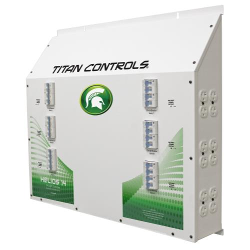 Titan Controls® Helios® 14 - 24 Light 240 V Controller with Timer