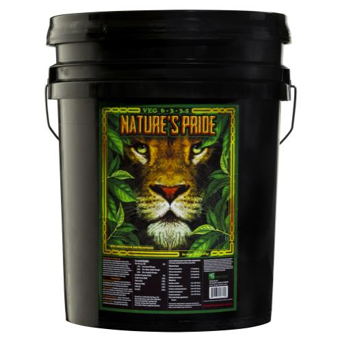 GreenGro™ Nature's Pride Veg Fertilizer  6 - 3 - 3.5