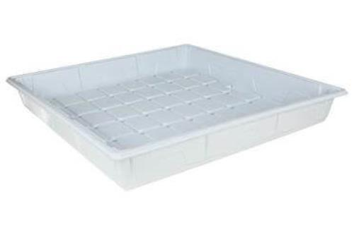 Flo-n-Gro® Premium Trays Inside Dimension (ID) - White
