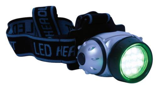 Grower's Edge® Green Eye® LED Headlight