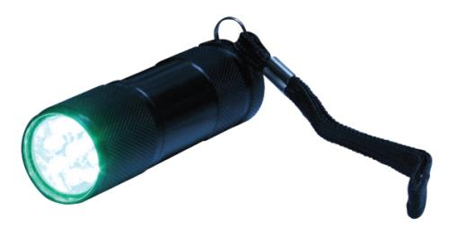 Grower's Edge® Green Eye® LED Flashlight
