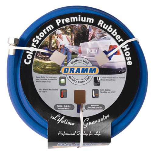 Dramm ColorStorm™ Premium Rubber Hose
