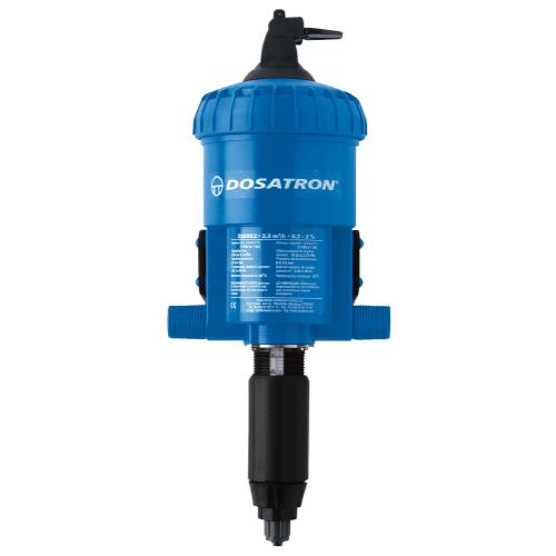Dosatron Water Powered Doser 11 GPM 1:500 to 1:50 - 3/4 in (D25RE2VFBPHY)