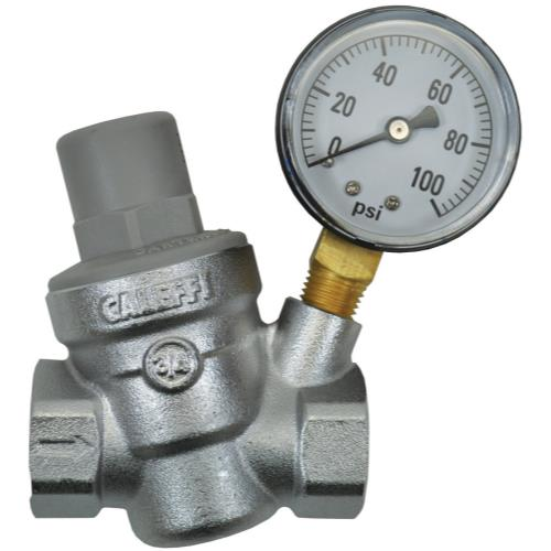 "Dilution Solutions Pressure Regulator with Gauge – ¾"" FPT x FPT (PR34)"