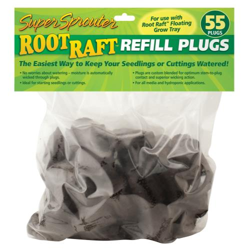 Super Sprouter® Root Raft® Refill Plugs
