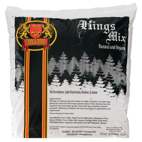 Royal Gold Kings Mix Plant-In Bag