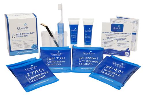 Bluelab® Probe Care Kit pH & Conductivity