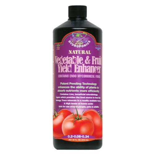 Microbe Life™ Vegetable & Fruit Yield Enhancer