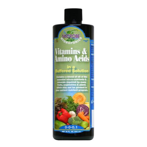 Microbe Life™ Vitamins & Amino Acids