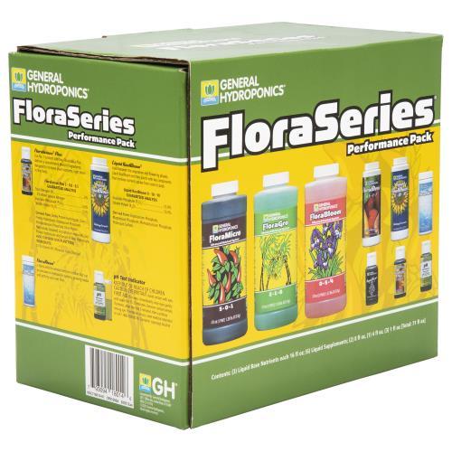 General Hydroponics® Flora Series® Performance Pack