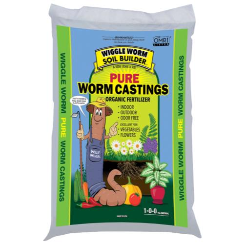 Wiggle Worm Soil Builder™ Earthworm Castings