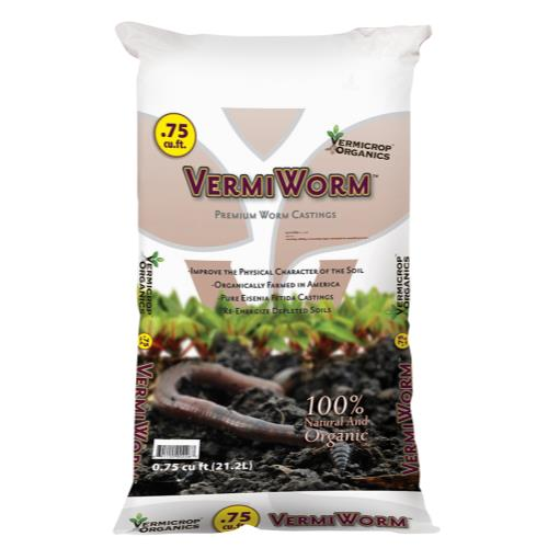 Vermicrop Organics® VermiWorm™