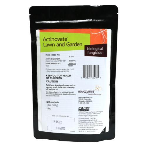 Actinovate® L & G Fungicide
