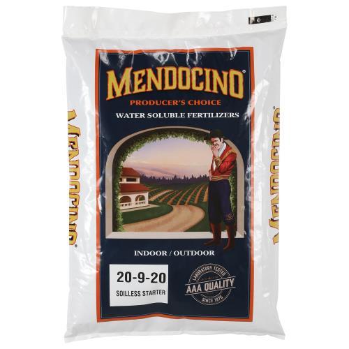 Grow More® Mendocino Soilless Starter  20 - 9 - 20