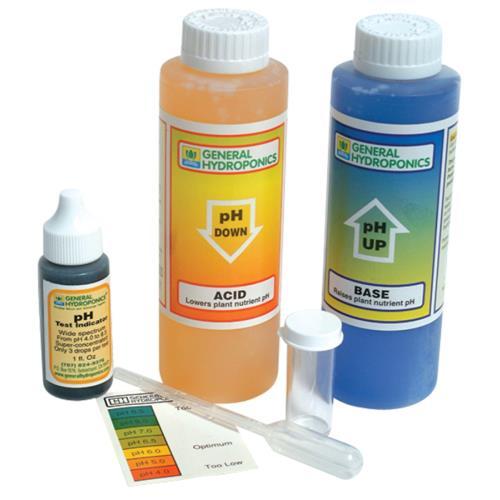 General Hydroponics® pH Control Kit