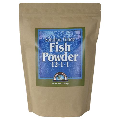 Down To Earth™ Fish Powder  12 - 1 - 1