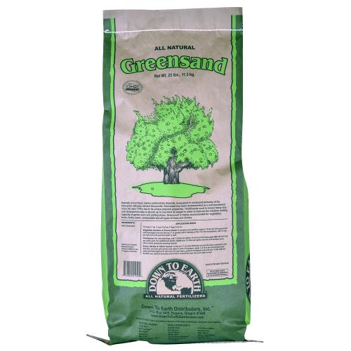 Down To Earth™ Greensand