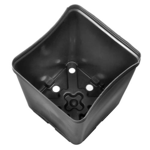 Gro Pro® Square Plastic Pot