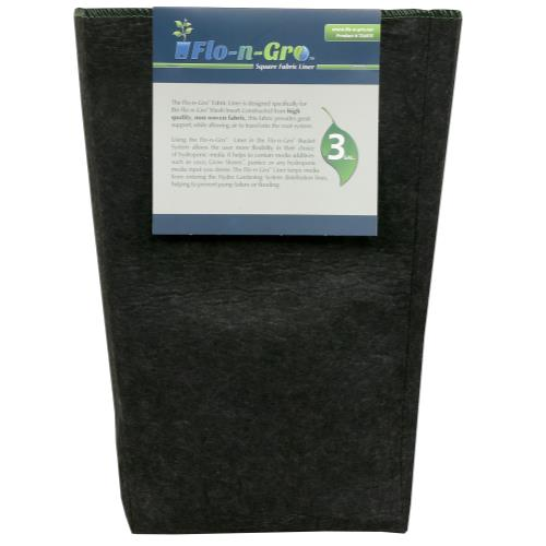 Flo-n-Gro® Square Fabric Liner