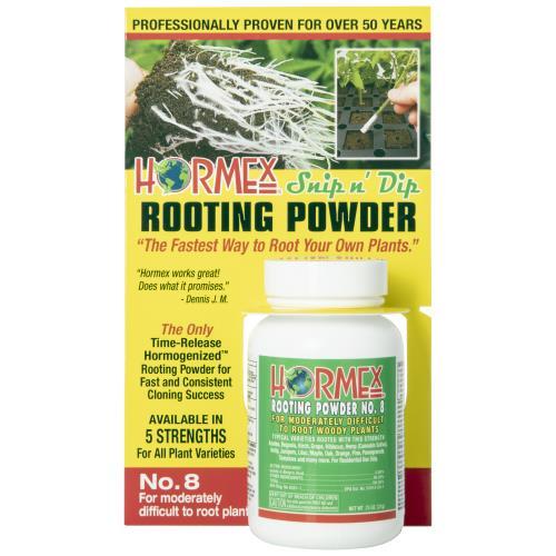 Hormex® Snip n' Dip® Rooting Powder #8