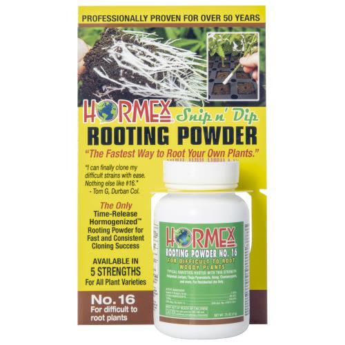 Hormex® Snip n' Dip® Rooting Powder #16