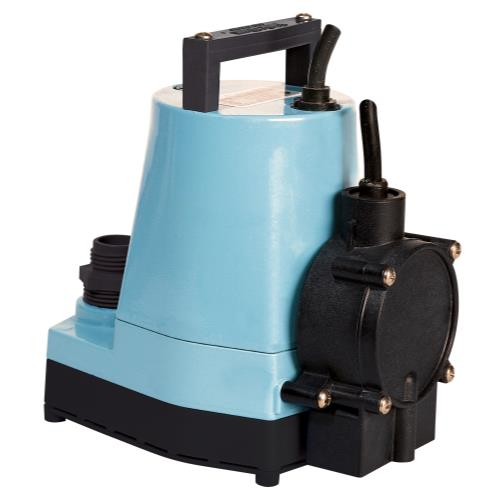 Little Giant® 5-ASP Submersible Pump Blue