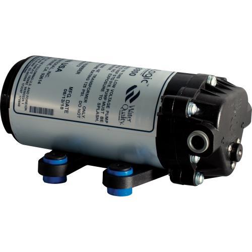 """Hydro-Logic Pressure Booster Pump mic RO 75 1/4"""" QC w/ transformer & high press"""