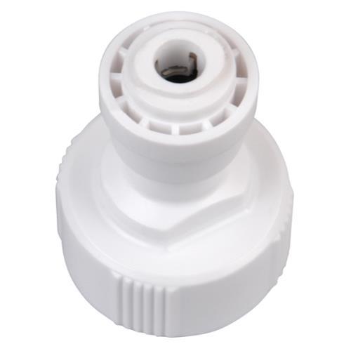 Hydro-Logic® QC Fitting - 1/4 in X Garden Hose