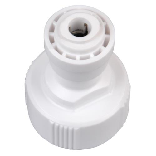 Hydro-Logic® QC Fitting - 3/8 in X Garden Hose
