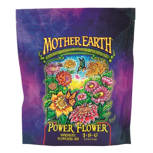 Mother Earth Power Flower Fantastic Flowering Mix 1-8-6