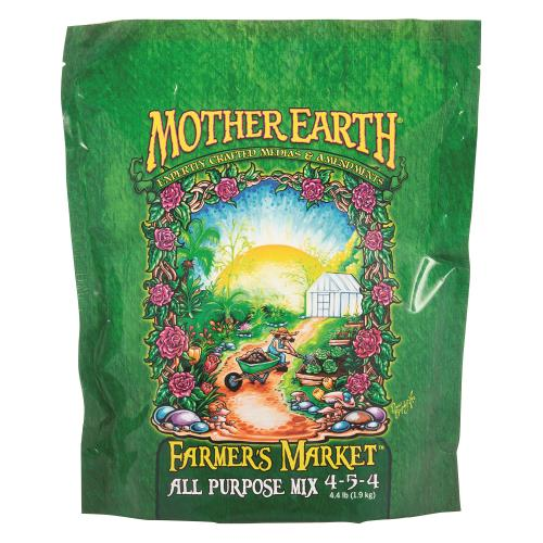 Mother Earth Farmer's Market All Purpose Mix 4-5-4