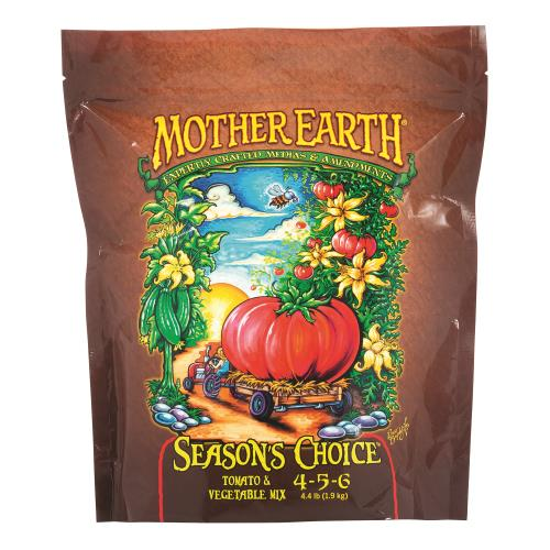 Mother Earth Season's Choice Tomato & Vegetable Mix 4-5-6